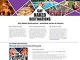 Gay naked destinations